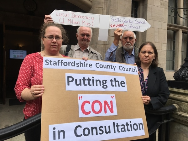 'Completely undemocratic': Cost-cutting self-service library plan backed