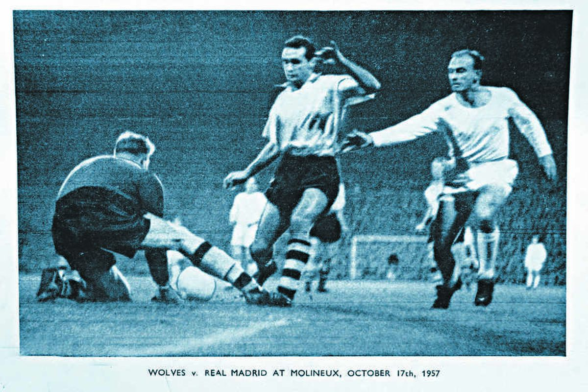 Wolves legend Malcolm Finlayson dies at 84