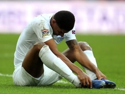 Marcus Rashford joins England's growing injury list