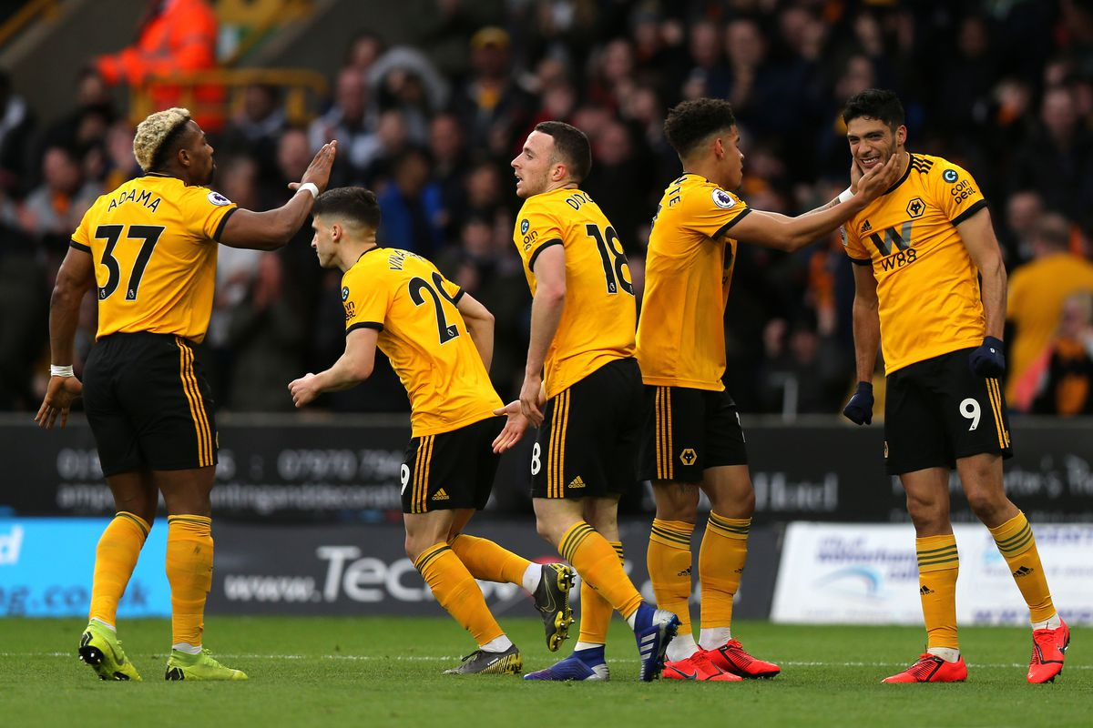 Wolves are unbeaten in their last six league games (© AMA / Molly Darlington)