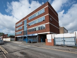 Landmark West Bromwich offices on the market for £1 million