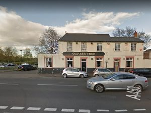 The Old Ash Tree on Dudley Road, Wolverhampton. Photo: Google Maps