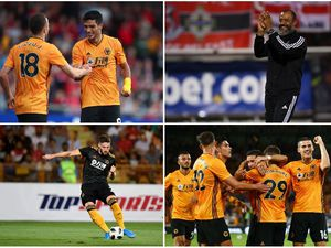 Wolves have scored 10 goals in three Europa League games so far (© AMA SPORTS PHOTO AGENCY)