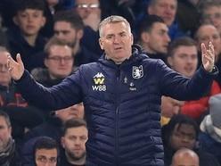 Dean Smith: Aston Villa need more belief
