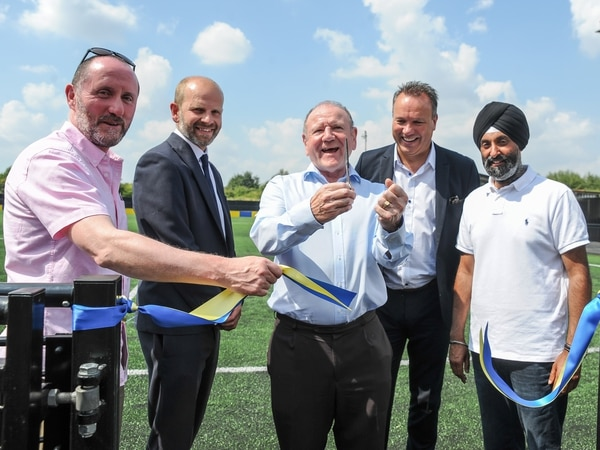 Sporting Khalsa have a home they can be proud of