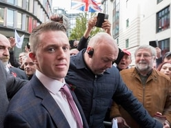 Tommy Robinson: I'm the victim of a political witch-hunt