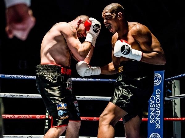 City cruiserweights battling for a British belt
