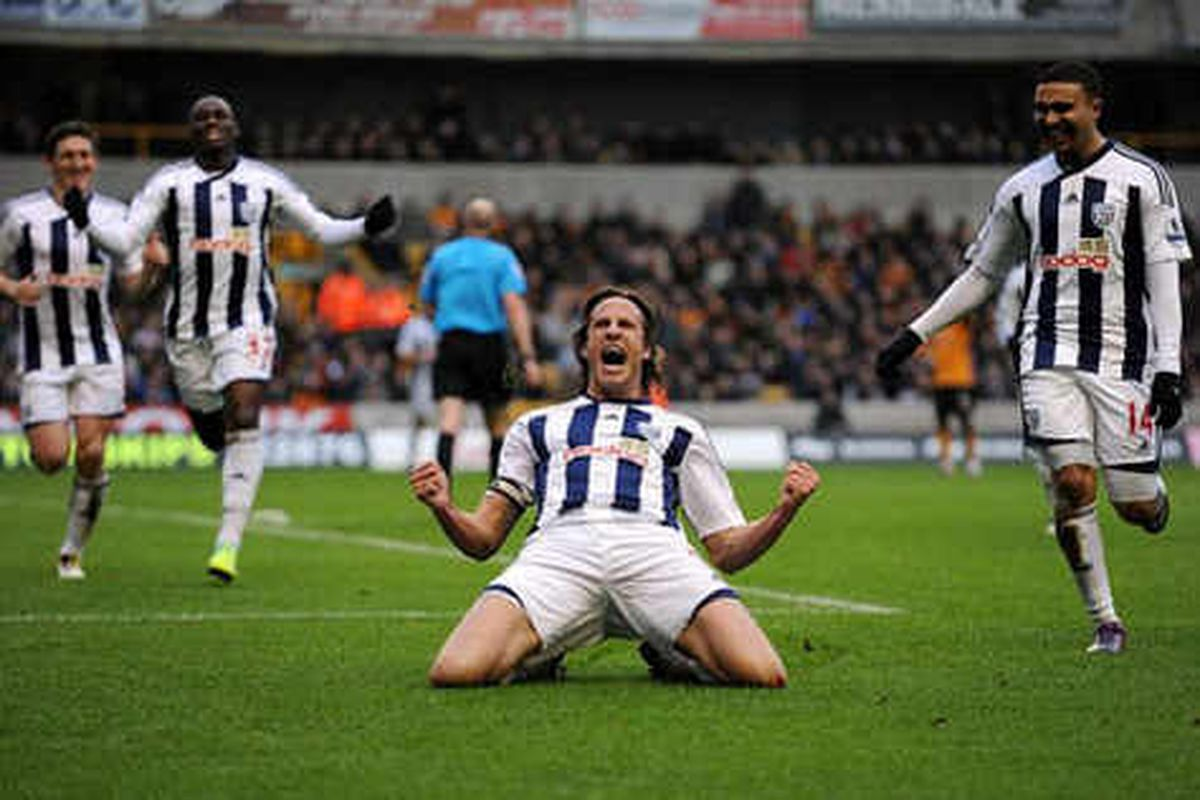 Wolves 1 West Brom 5 Albion Analysis Express Star