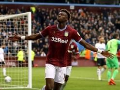 Tammy Abraham leaves door open regarding Aston Villa return