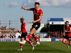 Barnsley striker Moore among several new faces in Wales training squad