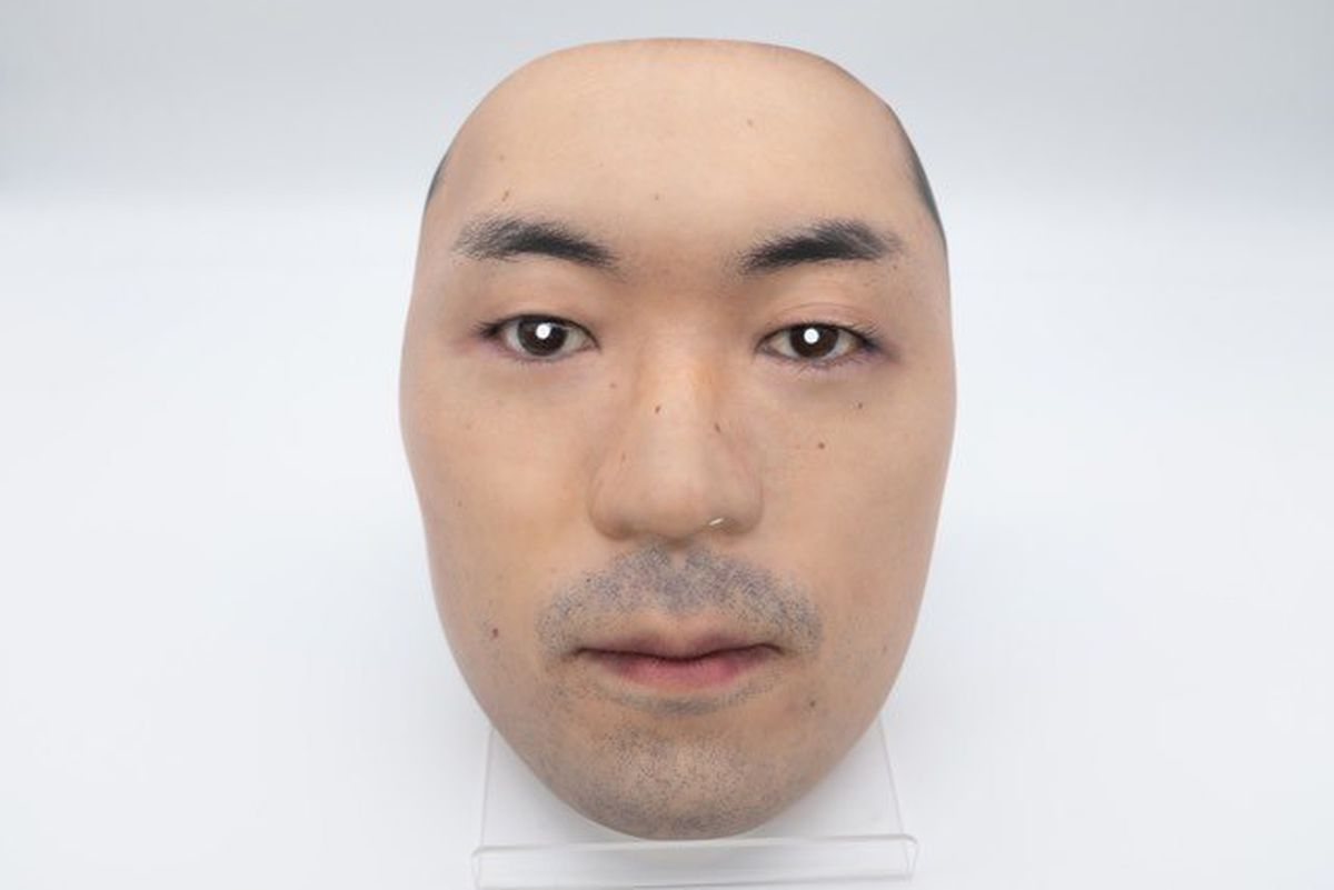 A company in Japan is now making super-realistic face masks