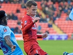 Liam Kinsella wants to be central to Walsall