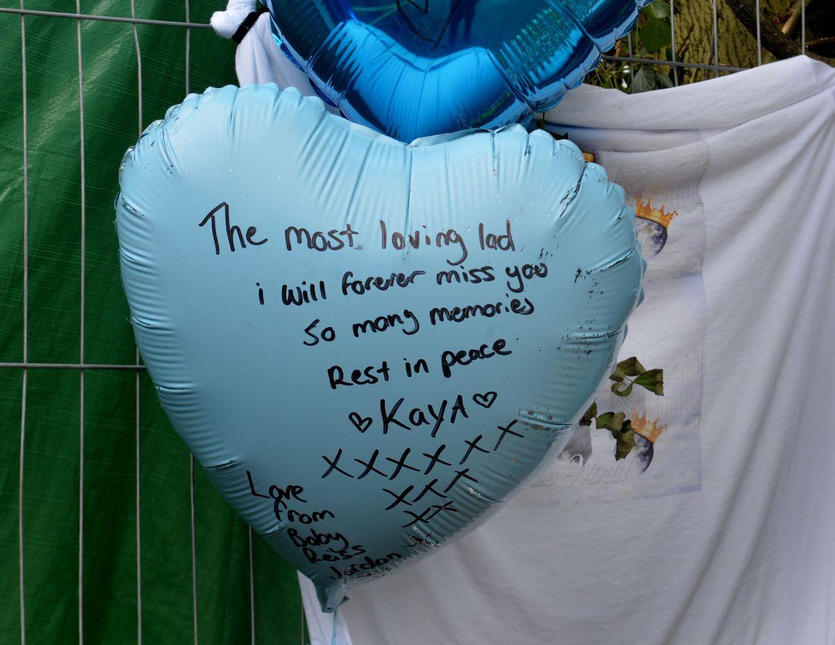 Kaya had recently become a father