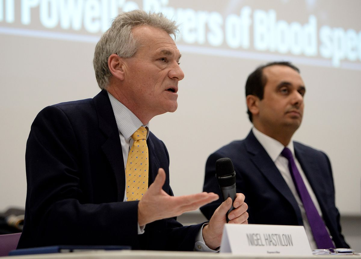 Express & Star columnist Nigel Hastilow