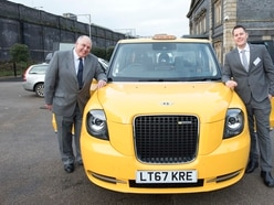 First look at new electric taxis destined for Wolverhampton
