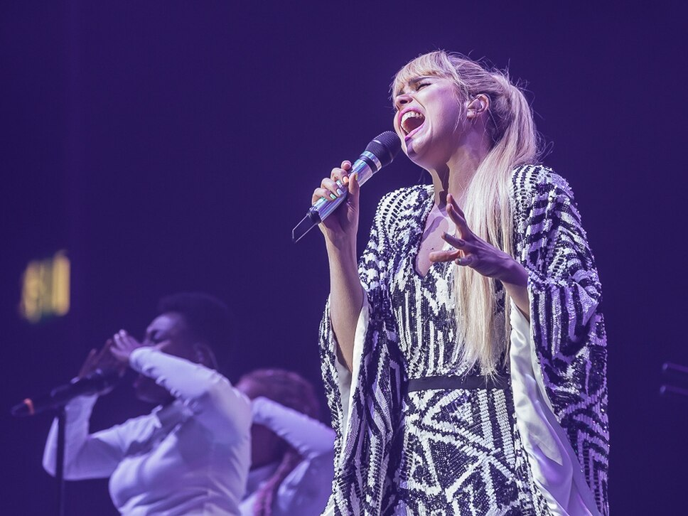 Paloma Faith, Genting Arena, Birmingham - in pictures