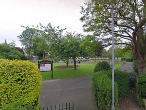 A Google Street View Image Of Stonefield Park In Stone. Photo: Google