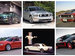 The best Ford Mustangs ever