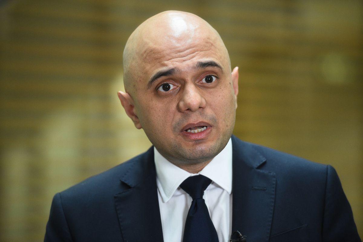 Chancellor Sajid Javid said Mr Austin was 'a brave man'