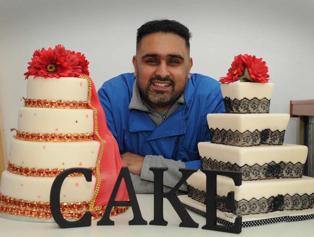 Paz has designed cakes for stars such as Arnold Schwarzenegger and Sylvester Stallone, but counts the feature as one of his greatest achievements