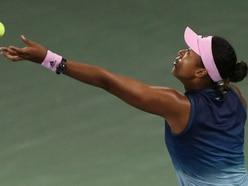 World number one Naomi Osaka beaten by Kristina Mladenovic in Dubai