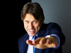 John Bishop: I want people to leave with a smile