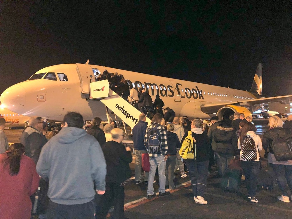 Thomas Cook Starting Tunisia Flights After 2015