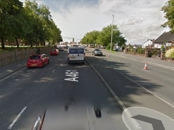 Motorcyclist taken to hospital after Stourbridge Road crash