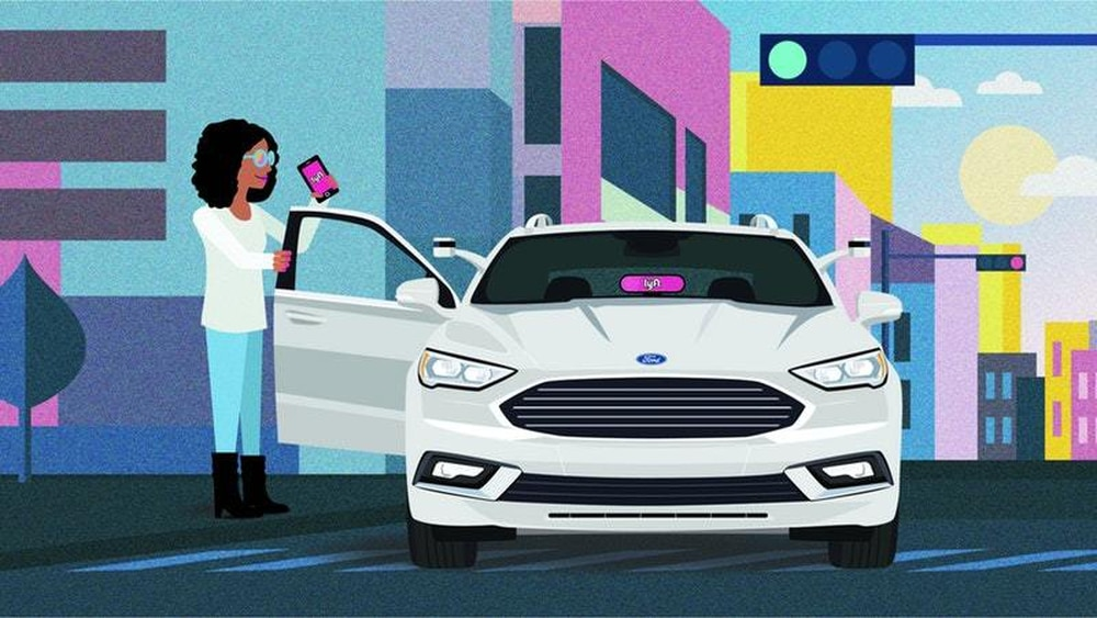 Ford and Lyft collaborate to bring 'self-driving vehicles to the masses'