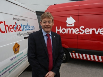 Revenue tops £1bn for growing HomeServe