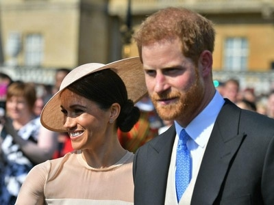 Harry and Meghan to visit Croke Park and emigration museum on Dublin trip