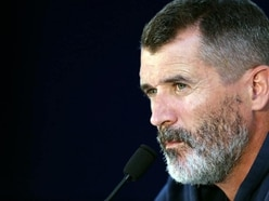 Roy Keane and Ian Wright have heated discussion about England fans