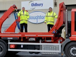 Wolverhampton manufacturing firm Boughton engineers a recruitment drive