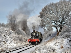 Get a move on, it's Santa special time at Severn Valley Railway