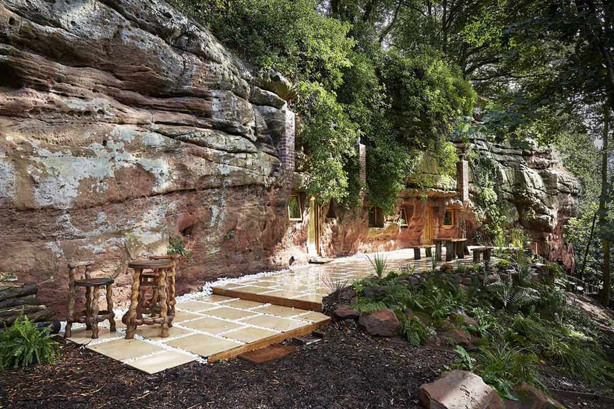 Grand Designs' Wyre Forest Rockhouse Retreat is a hard place to resist