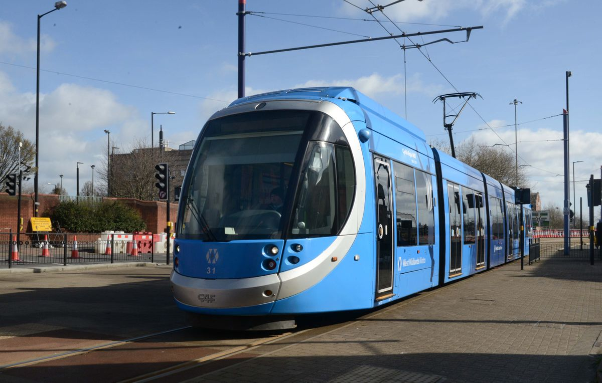 All West Midlands Metro trams are out of action until at least Monday