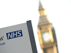 Labour pledges to 'end NHS crisis' with £26bn real-terms rescue plan