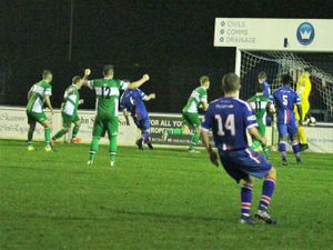 Chasetown in action. (Photo: Dave Birt)