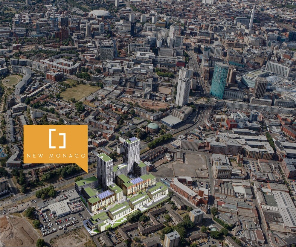 1,000 New Homes Part Of £275m Transformation Of Birmingham
