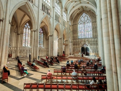 Churches reopen to public for Sunday services