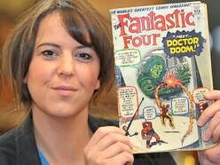 Comic reaches Fantastic price at Stourbridge auction