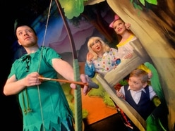 Nottingham comes to Sedgley for pantomime show