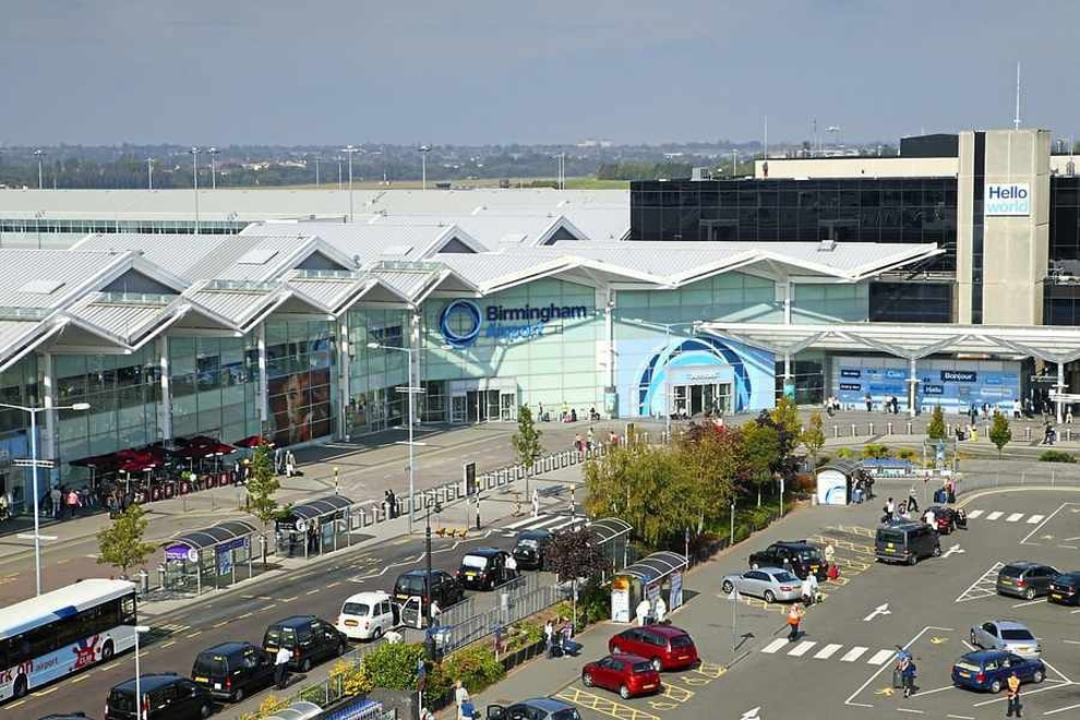 Birmingham airport in top 10 for parking costs express star birmingham airport not the cheapest place to park but not the most expensive either m4hsunfo