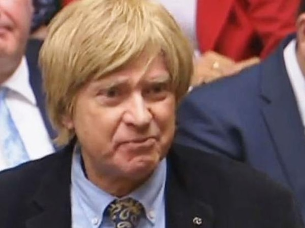 Michael Fabricant: I won't be appearing on Naked Attraction!