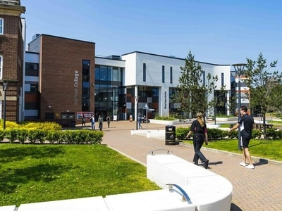 Newcastle and Stafford Colleges Group rated outstanding in latest Ofsted inspection