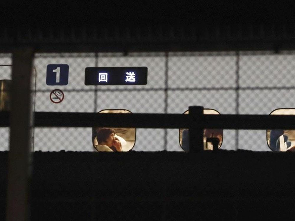 Deadly Knife Attack On Japanese Bullet Train Express Amp Star