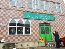 Man detained under Mental Health Act after Birmingham mosque vandal attacks