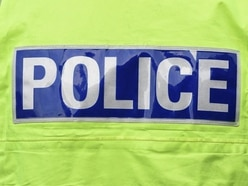 Delays after two-car collision in Tipton