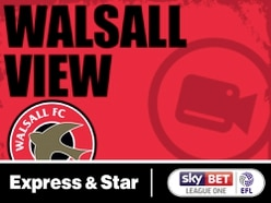 Walsall debate: Liam Kinsella doing the business for the Saddlers - VIDEO
