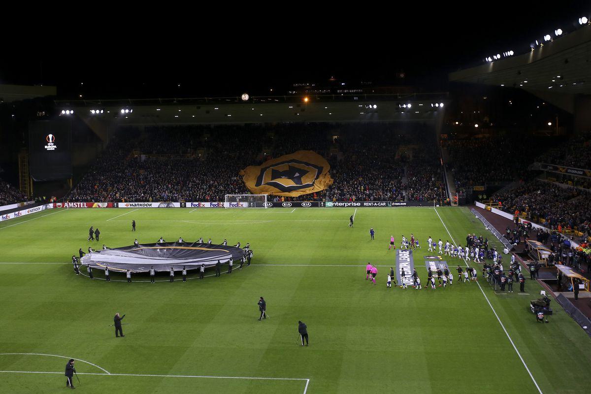 Wolves beat Espanyol 4-0 at Molineux. Photo: AMA